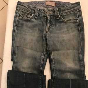 """PAIGE"" Women's jeans, Pico Style...ONLY $51"